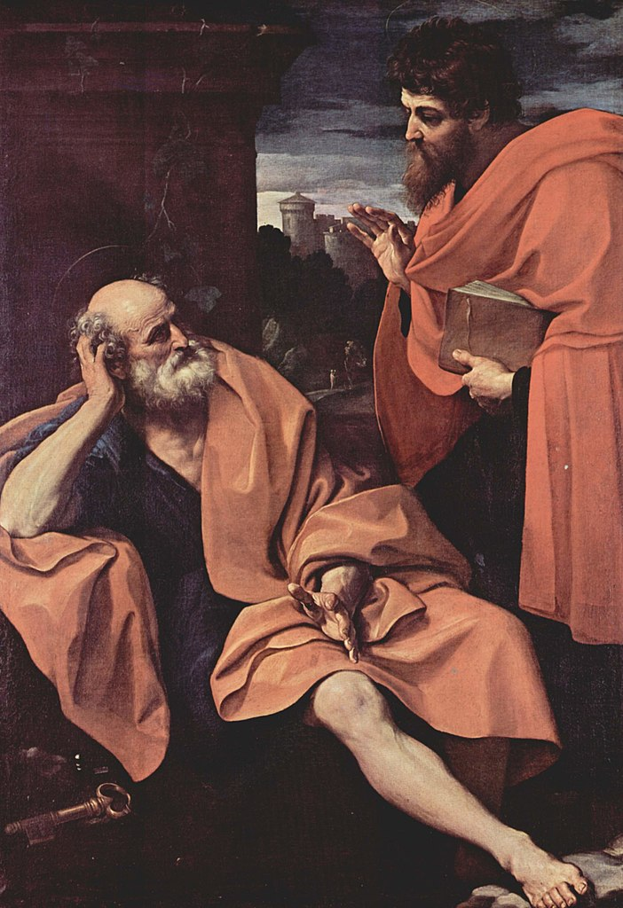 Guido Reni, Pietro e Paolo
