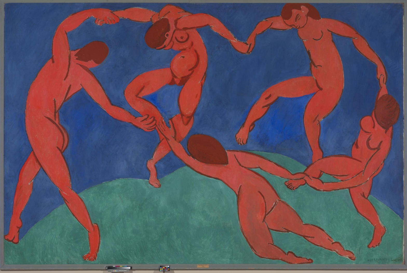 Matisse, Henri. 1869-1954, Dance